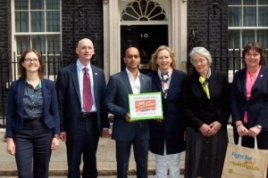 CPRE's Charter to save the countryside delivered to Downing Street