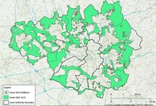 CPRE's response to the Greater Manchester Spatial Framework